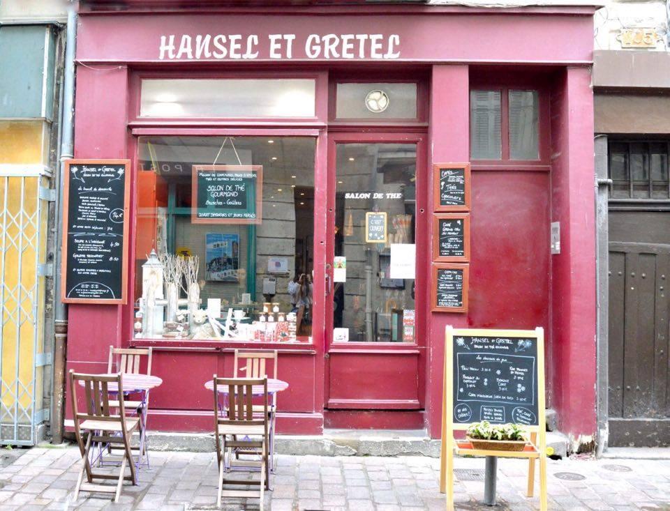 BRUNCH – HANSEL&GRETEL