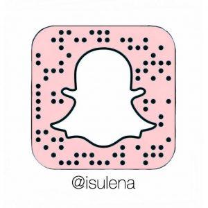 snapchat_isulena