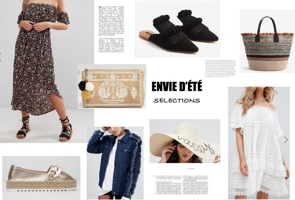 ENVIE D'ÉTÉ – SELECTIONS