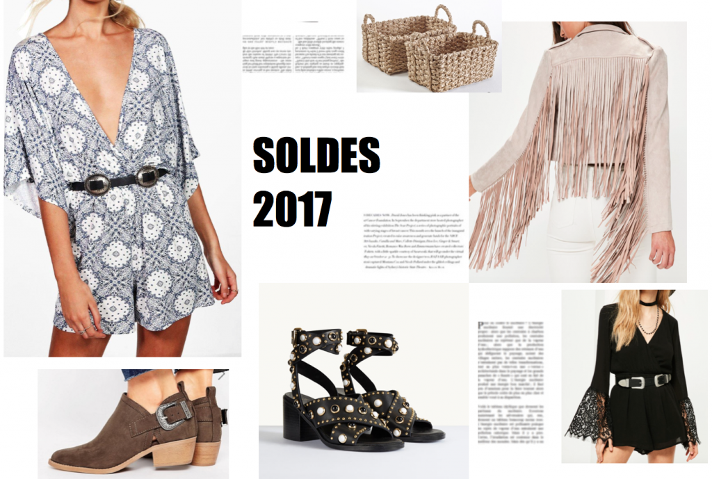 BIG SELECTIONS SOLDES 2017