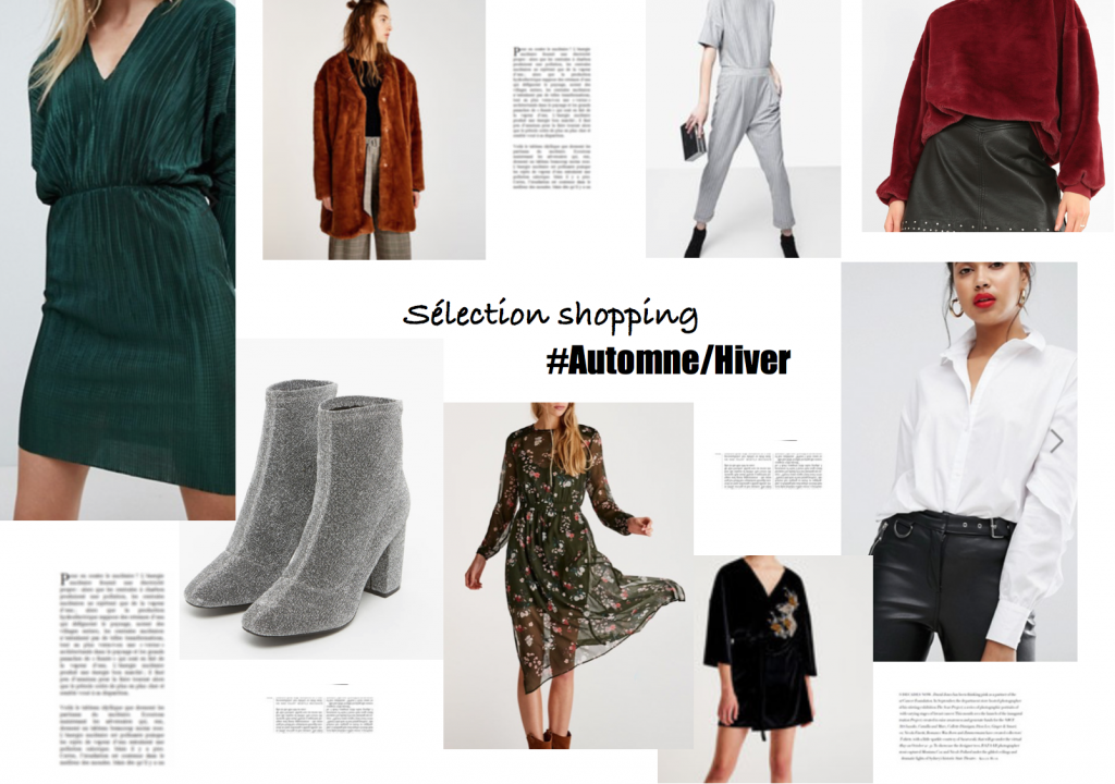SHOPPING  #AUTUMN-WINTER