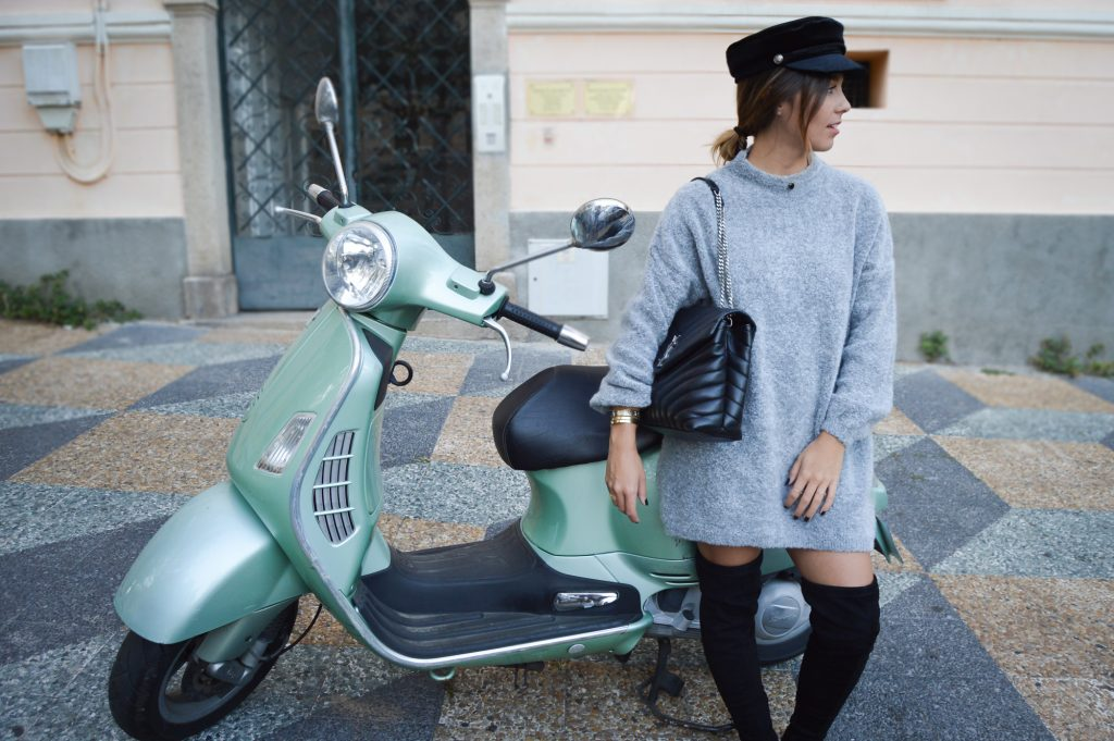 PULL OVERSIZE & CUISSARDES