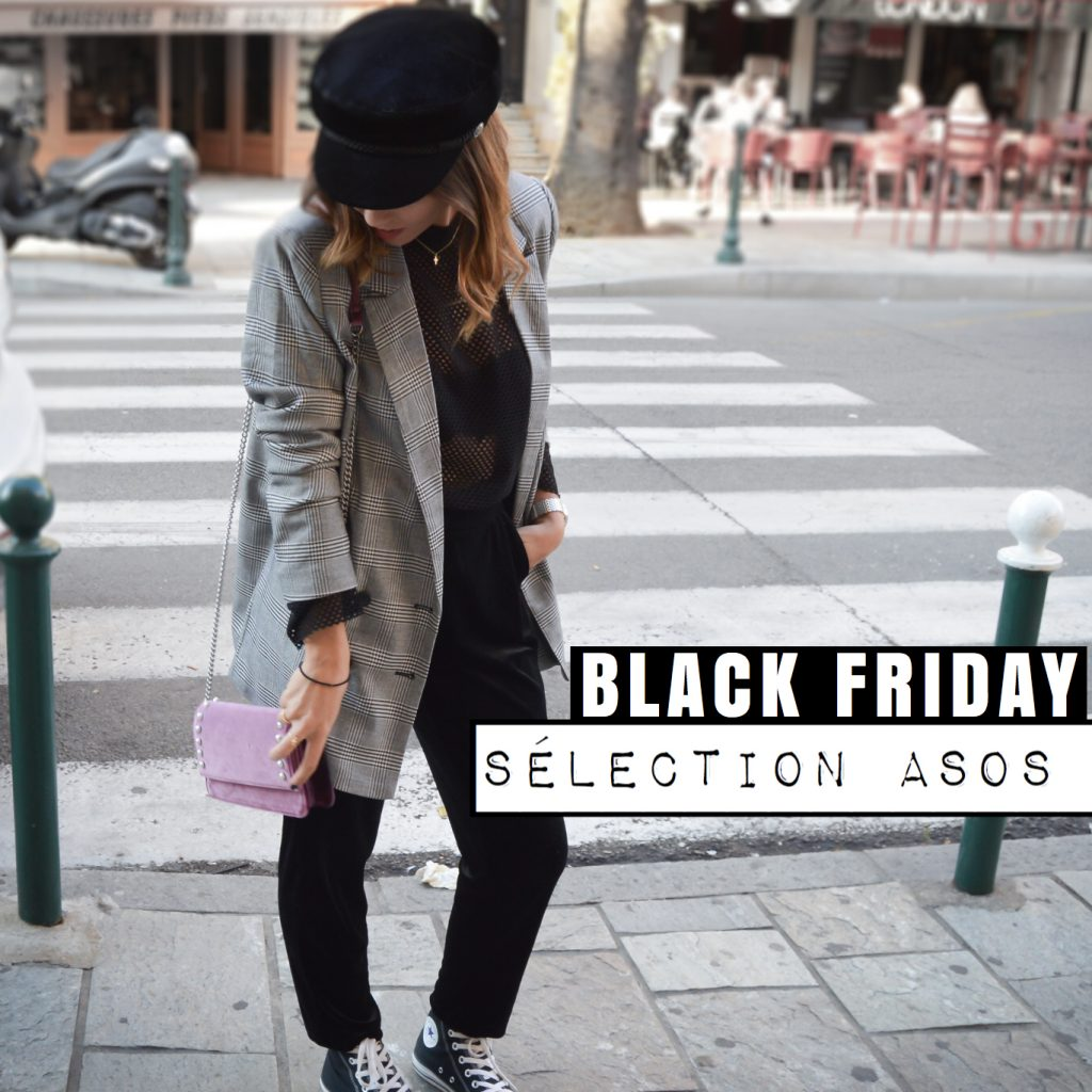 BLACK FRIDAY – MA SÉLECTION ASOS -20% !