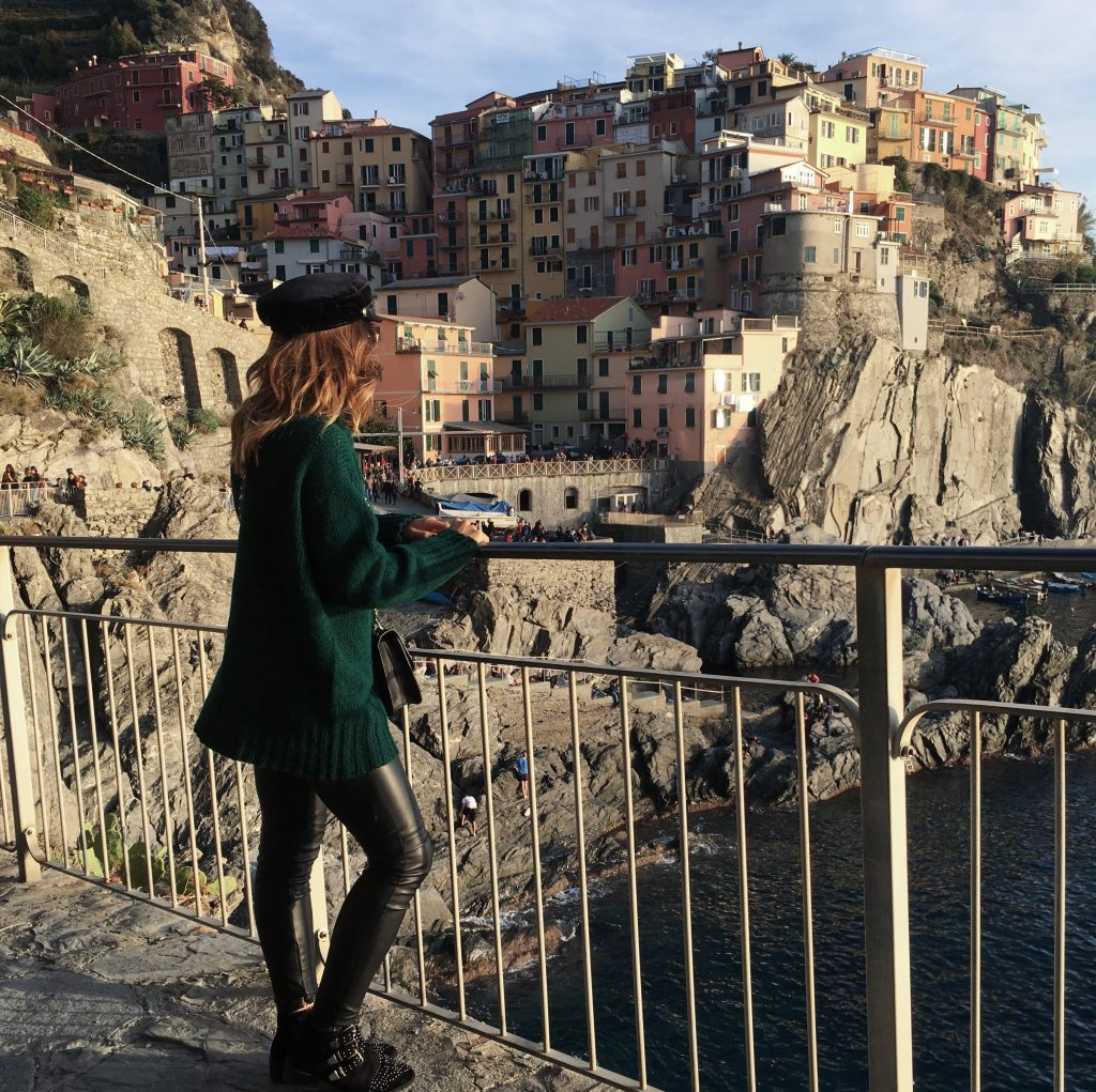 UNE SEMAINE EN ITALIE – CINQUE TERRE & FLORENCE