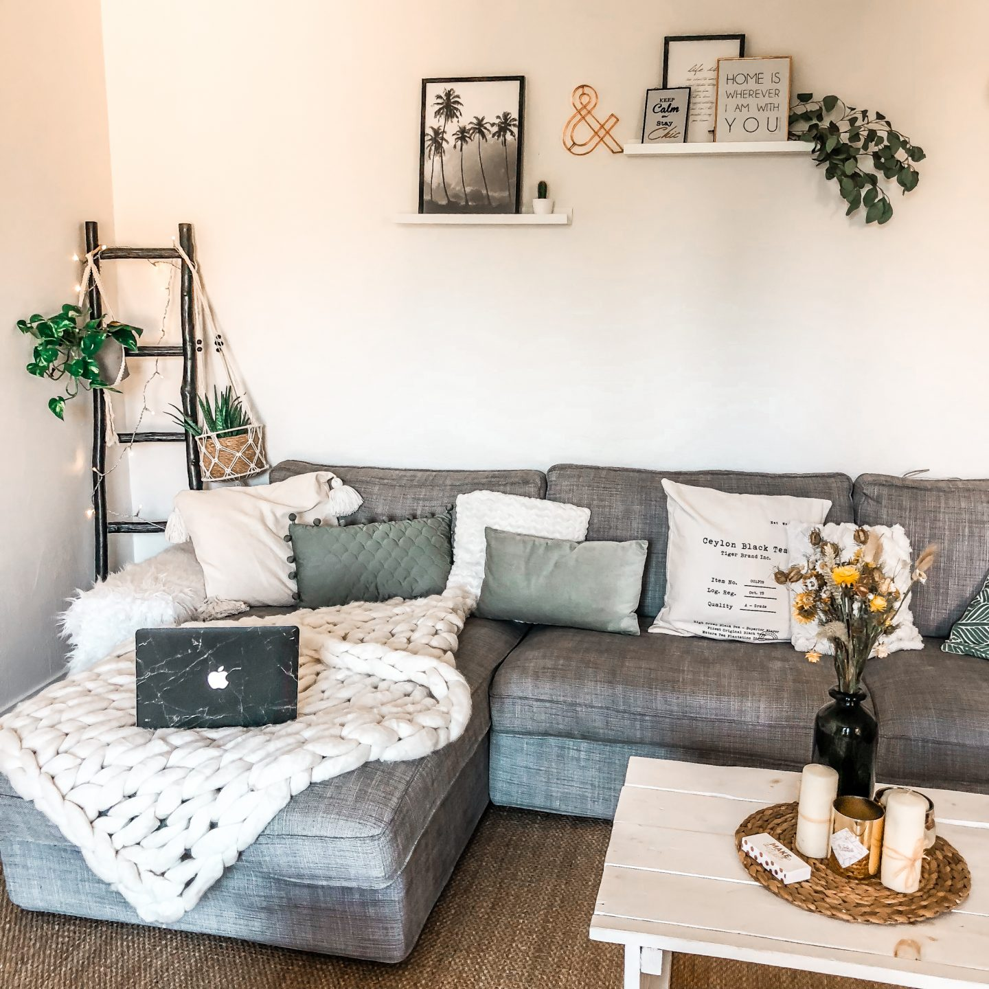 HOME TOUR – NOUVEL APPARTEMENT