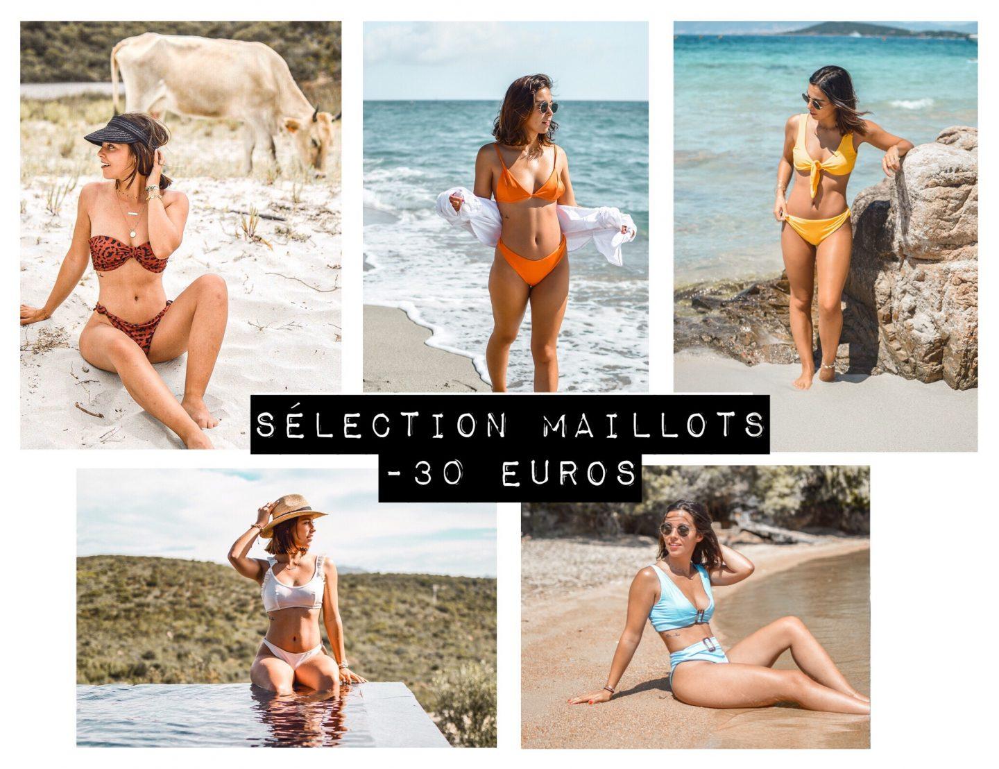 SÉLECTION MAILLOTS À -30€  #SUMMER19