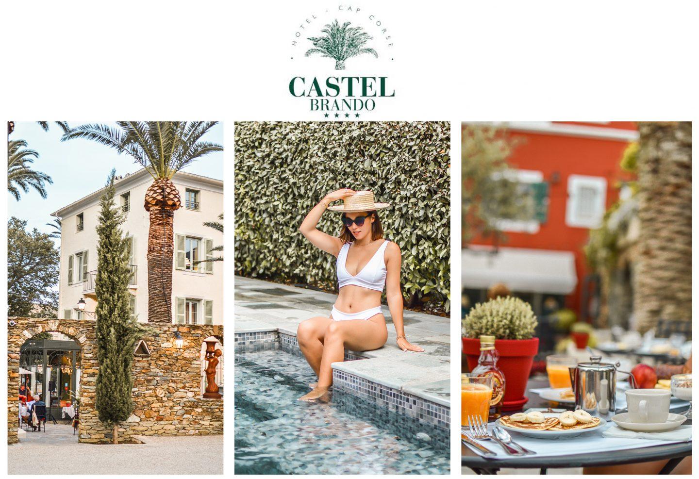 SÉJOUR À L'HOTEL CASTEL BRANDO – CAP CORSE