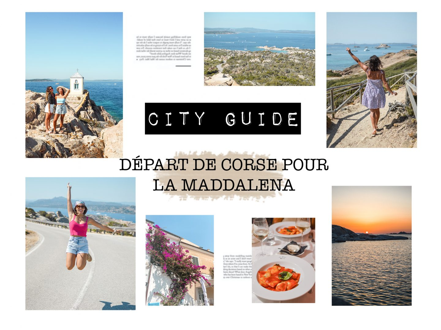 LA MADDALENA -CITY GUIDE
